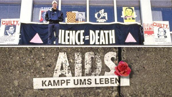 AIDS - Kampf ums Leben