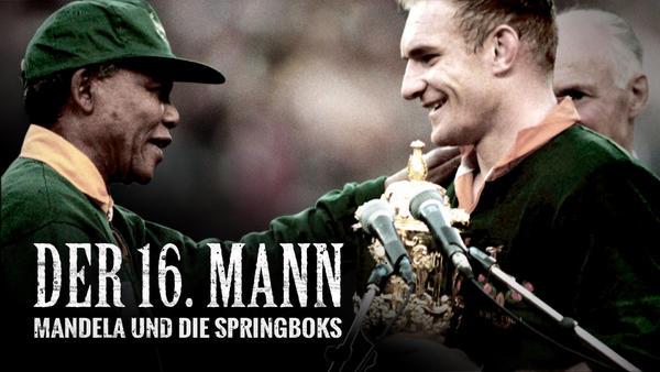 Der 16. Mann - Mandela und die Springboks