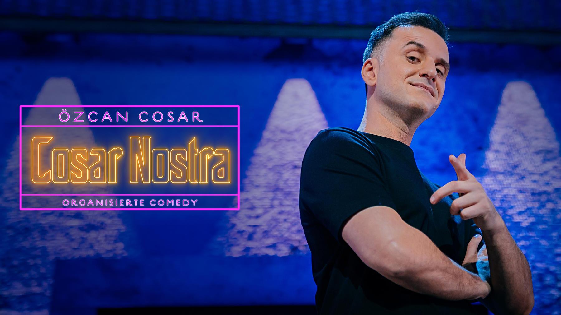 Özcan Cosar live