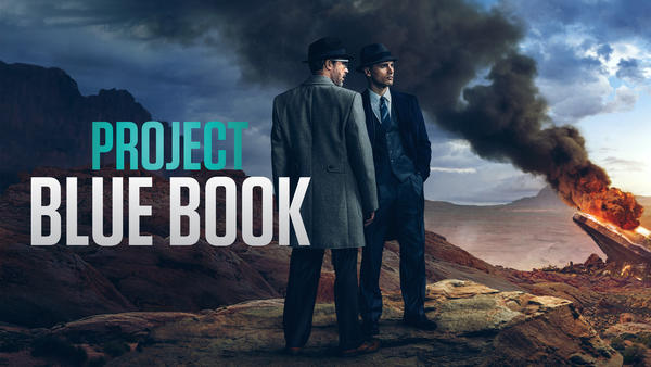 Project Blue Book – Die unheimlichen Fälle der U.S. Air Force