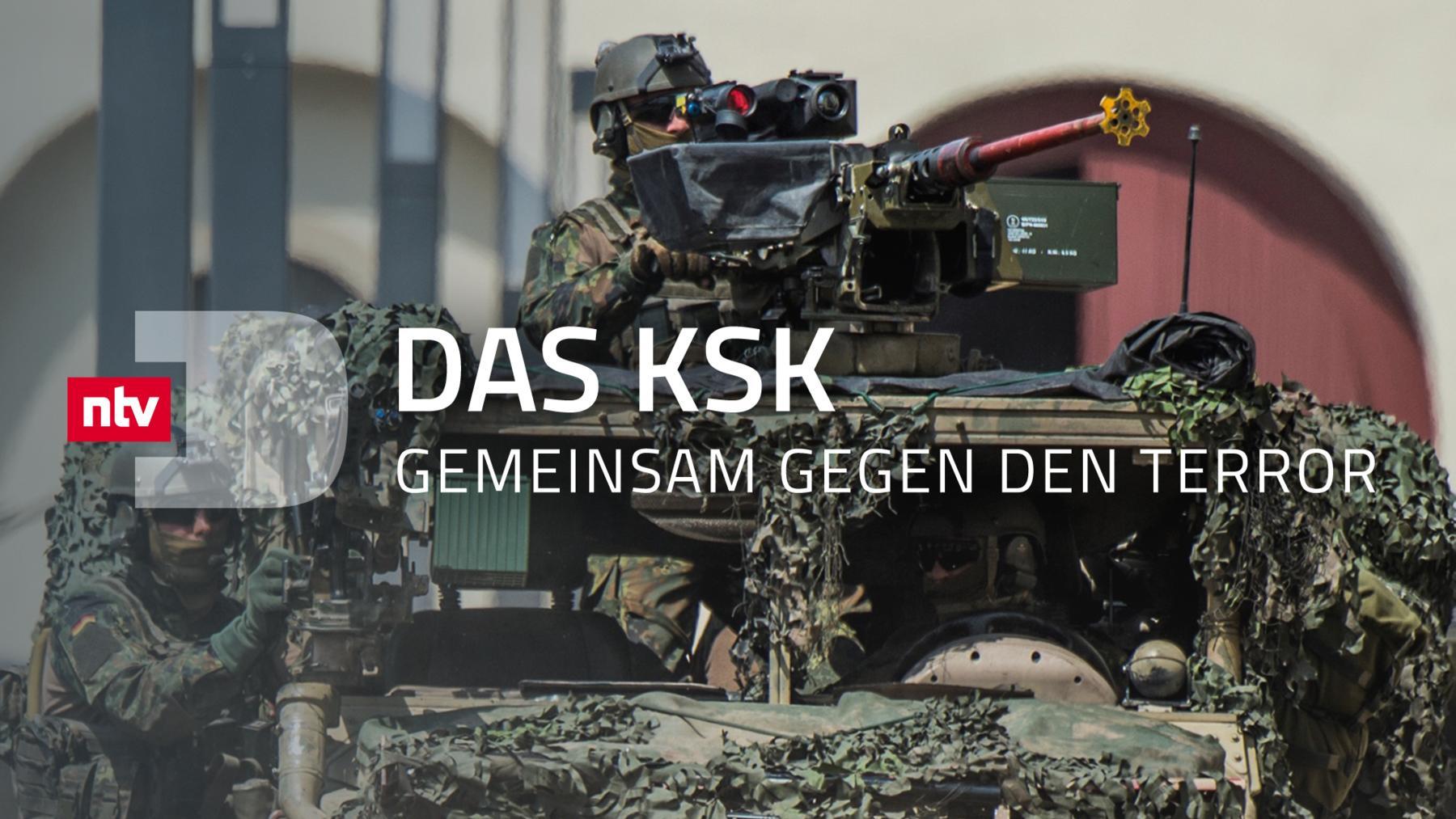 Das KSK - Gemeinsam gegen den Terror