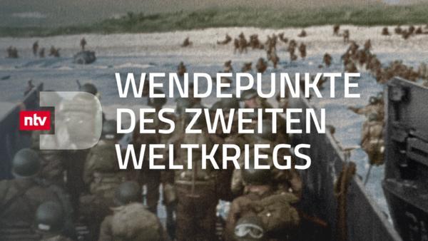 Wendepunkte des Zweiten Weltkriegs