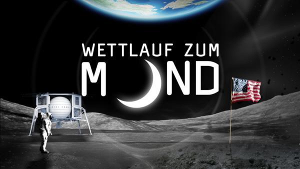Wettlauf zum Mond - Die TVNOW Doku