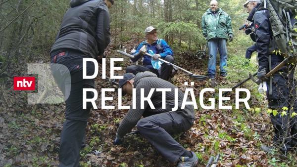 Die Relikt-Jäger - Handeln mit Kriegsschrott