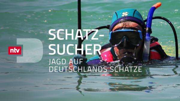 Schatzsucher - Jagd auf Deutschlands Schätze