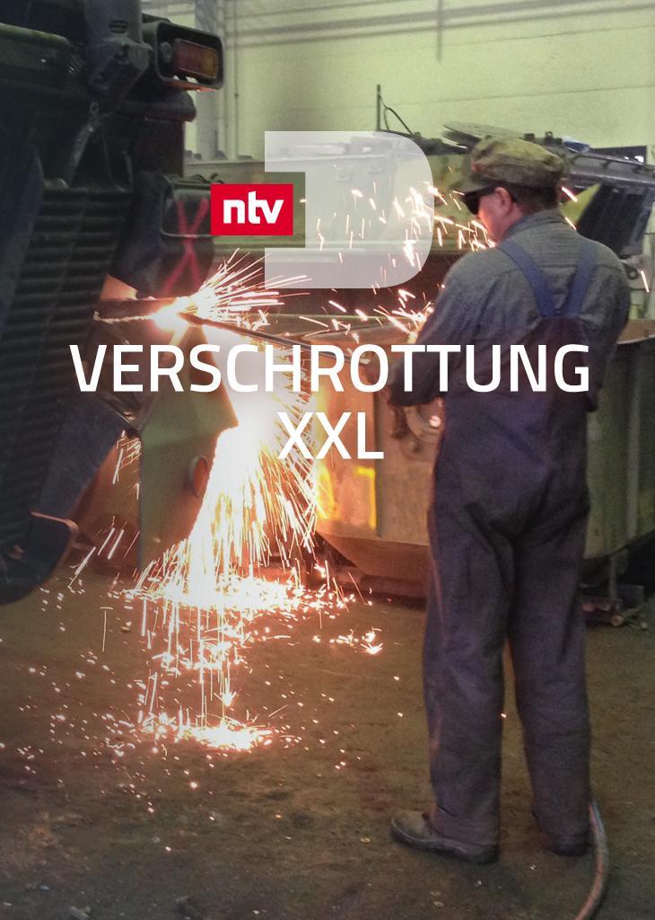 Verschrottung XXL - Der Maschinen-Friedhof