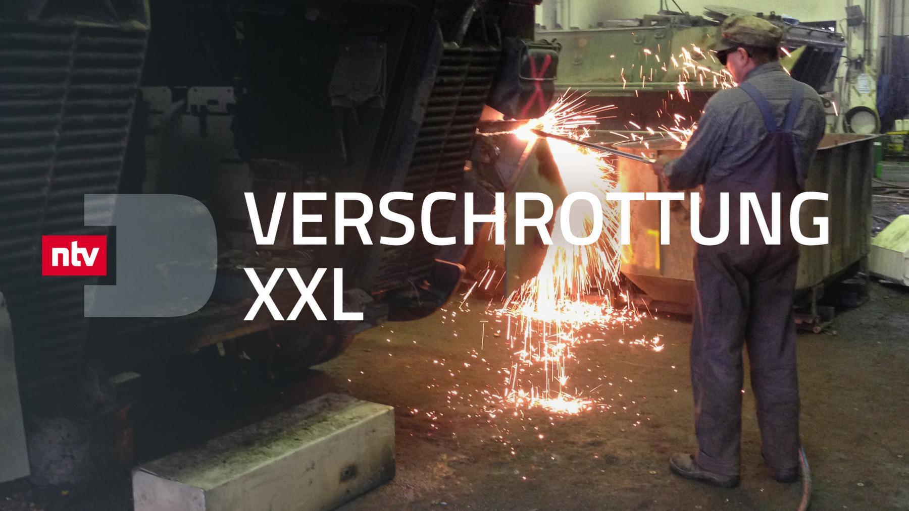 Verschrottung XXL