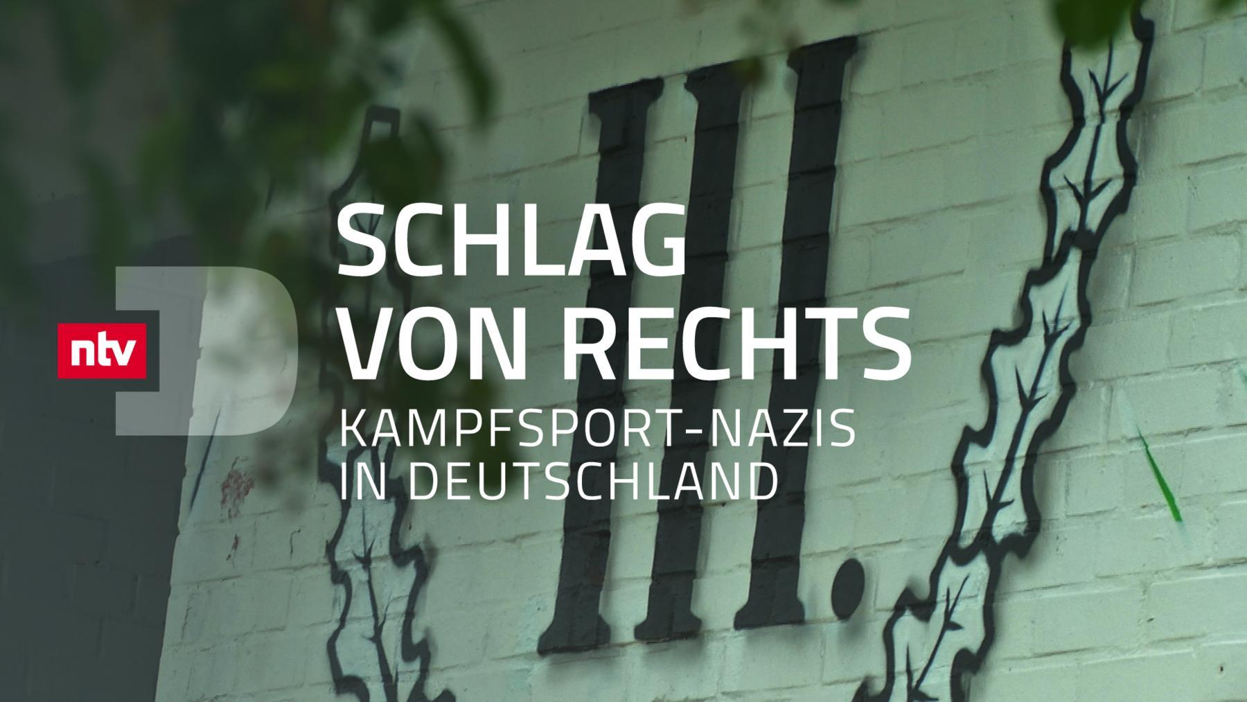 Schlag von rechts - Kampfsport-Nazis in Deutschlan