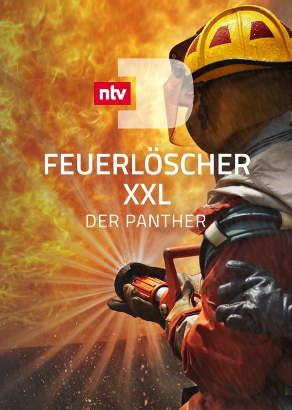 Feuerlöscher XXL - Der Panther