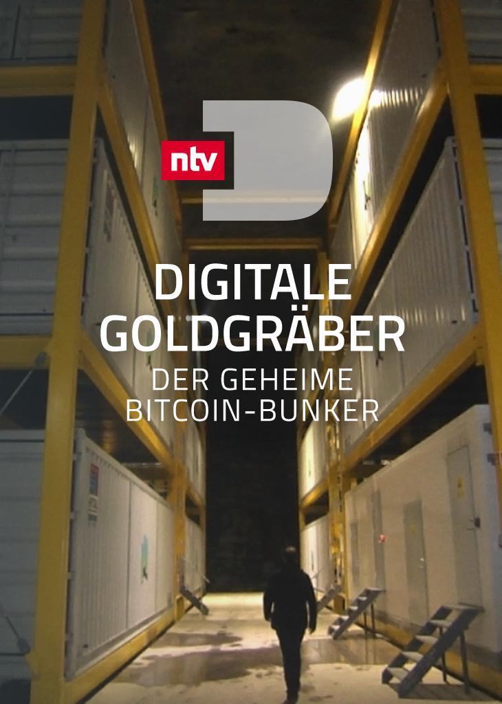 Digitale Goldgräber - Der geheime Bitcoin-Bunker