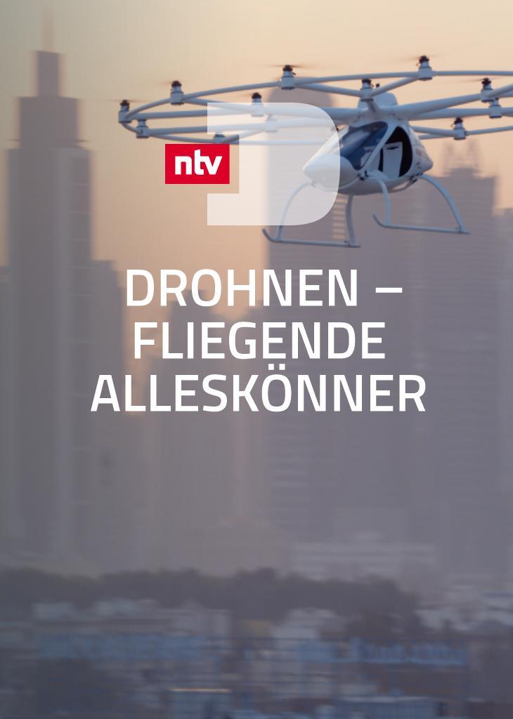 Drohnen - Fliegende Alleskönner