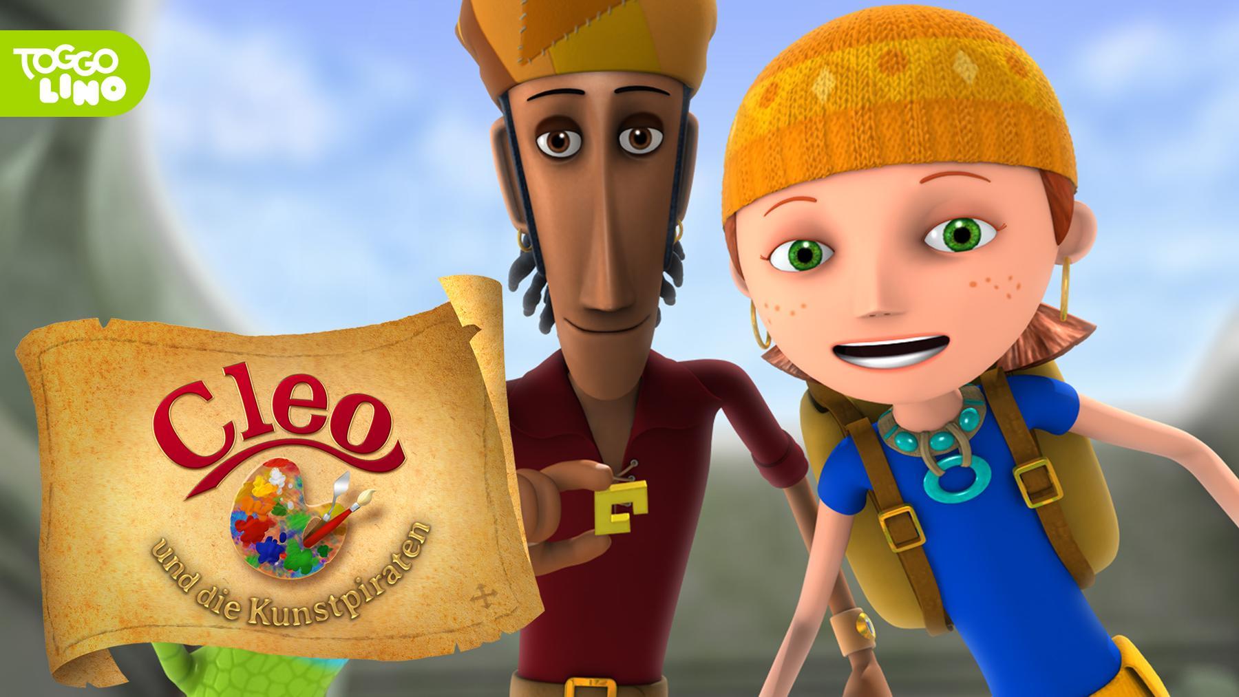 Cleo und die Kunstpiraten