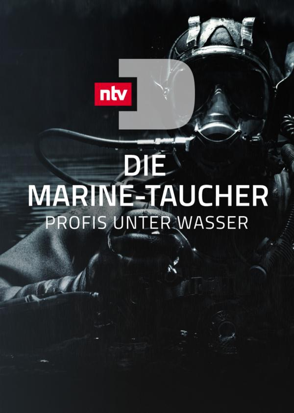 Die Marine-Taucher - Profis unter Wasser