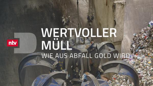 Wertvoller Müll - Wie aus Abfall Gold wird
