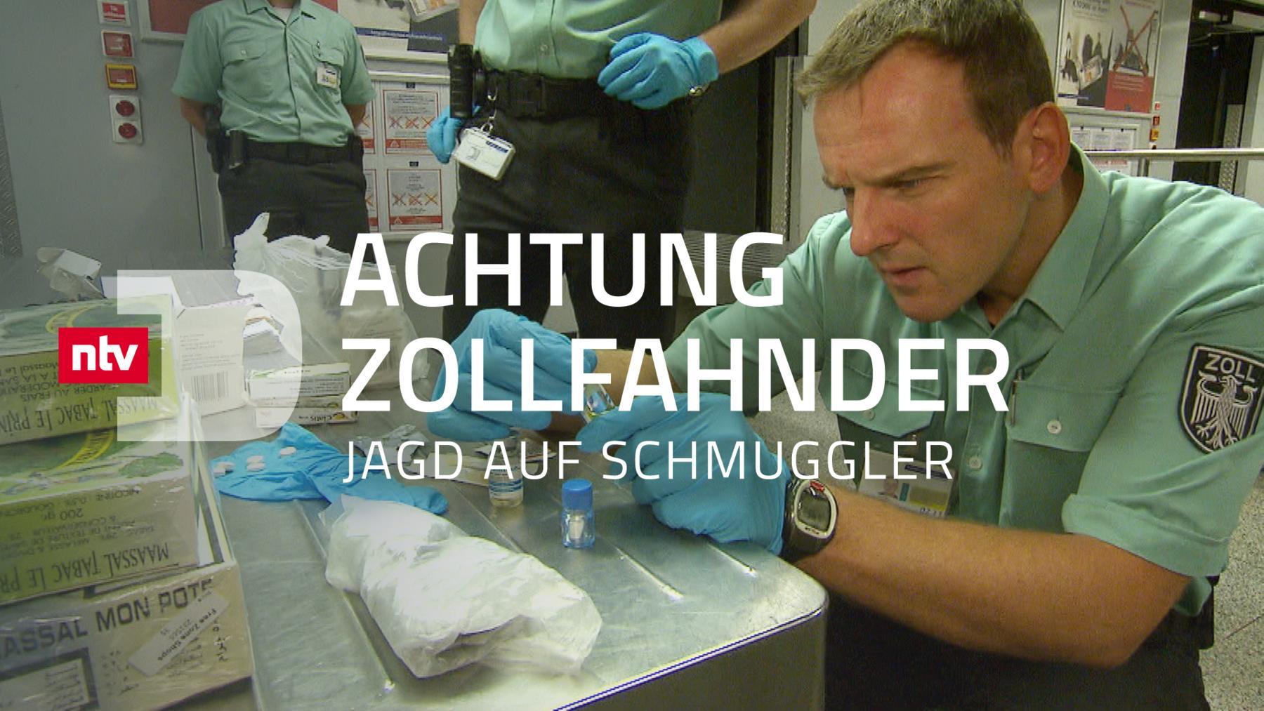 Achtung Zollfahnder - Jagd auf Schmuggler