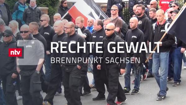 Rechte Gewalt - Brennpunkt Sachsen