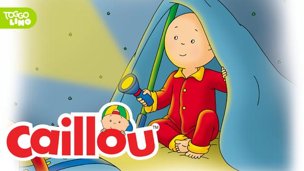 Neue Freunde / Caillous erster Schultag / Caillou der Meisterkoch / Abenteuer auf hoher See