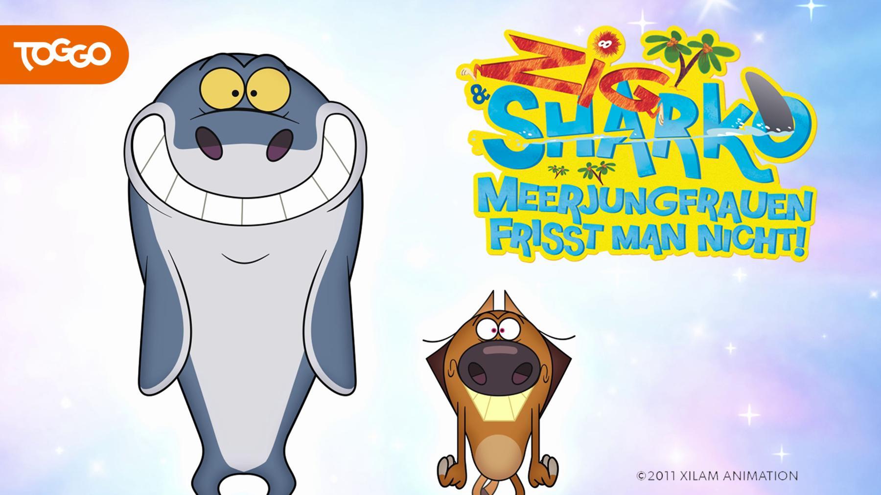 Zig & Sharko - Meerjungfrauen frisst man nicht!