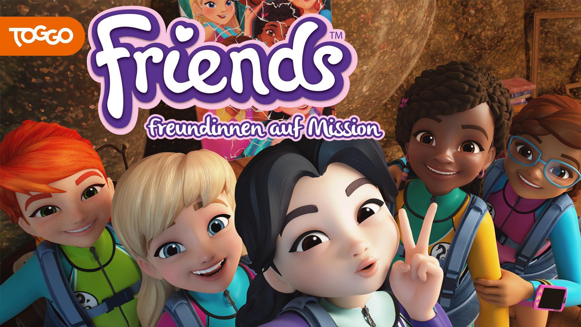 Friends - Freundinnen auf Mission