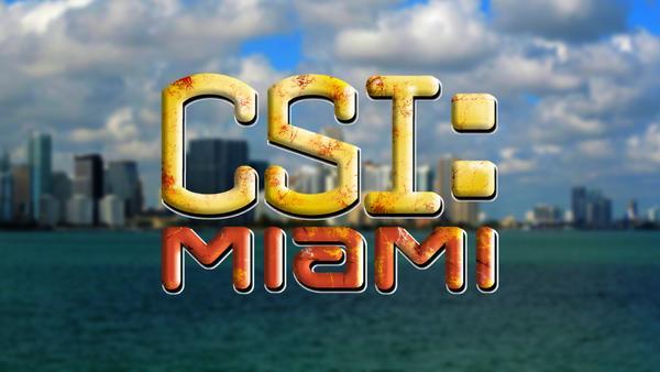 CSI: Miami - NITRO
