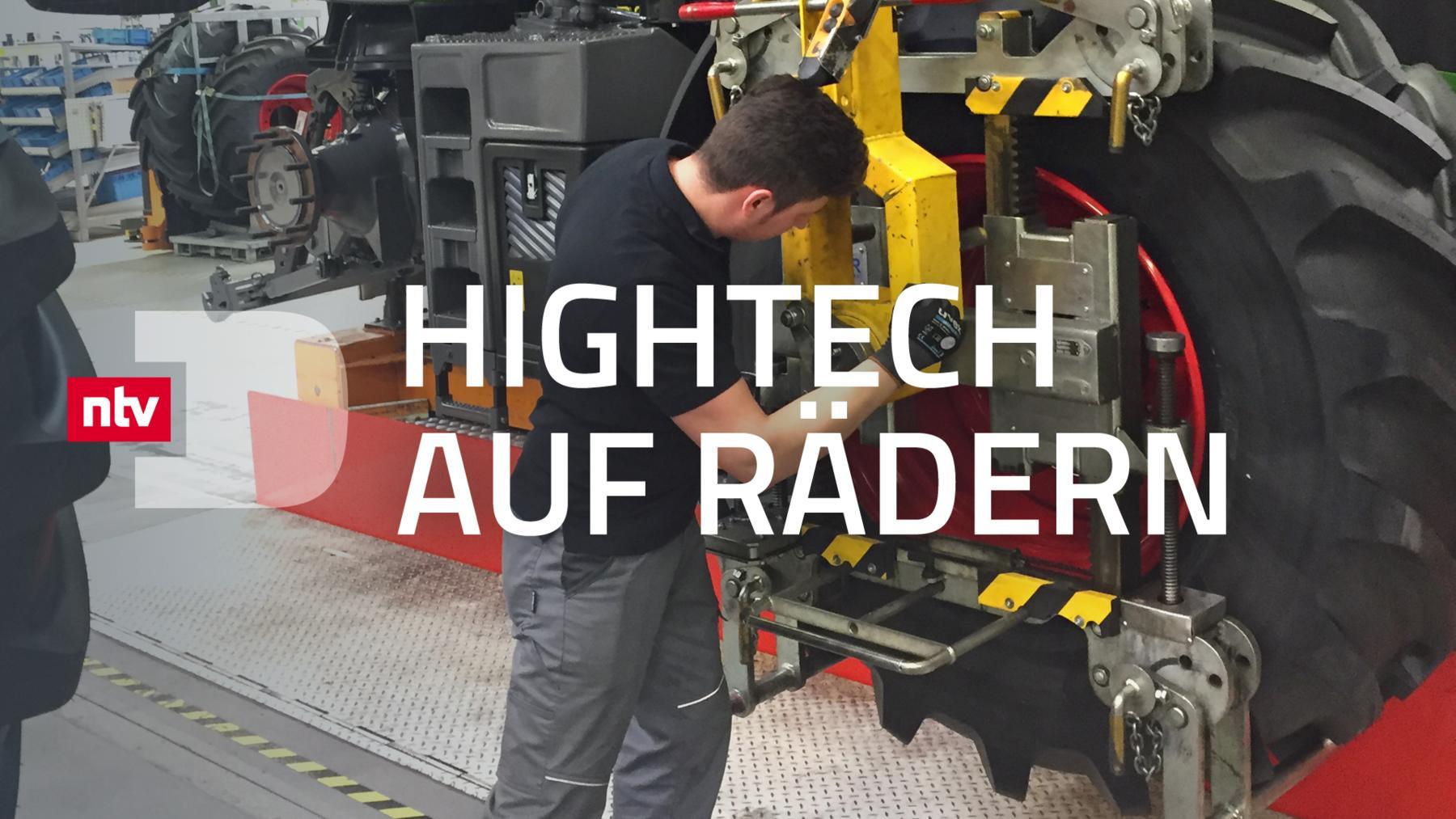 Hightech auf Rädern