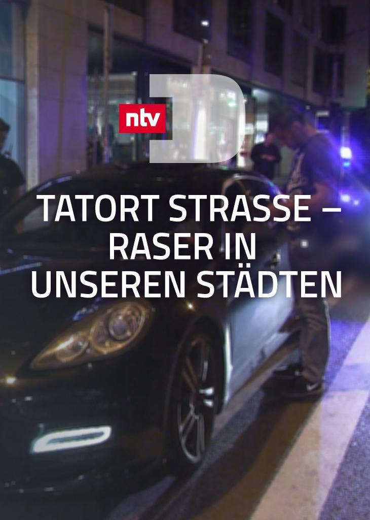 Tatort Straße - Raser in unseren Städten