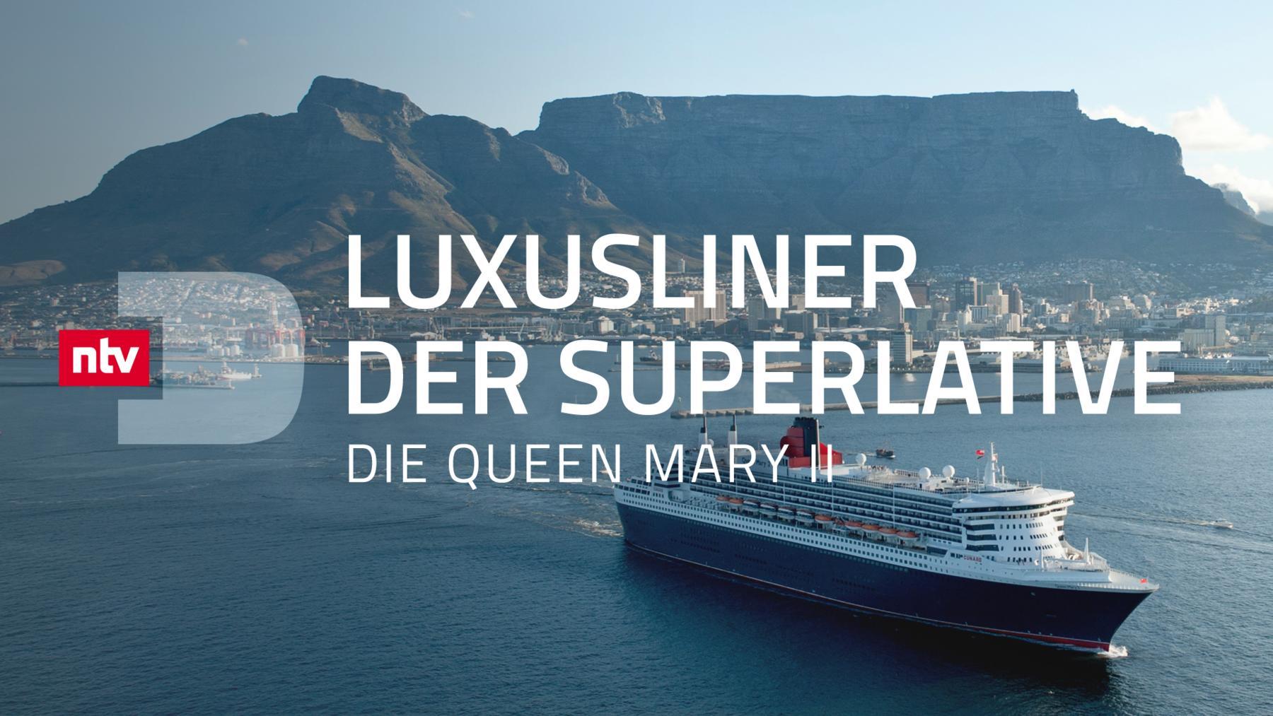 Luxusliner der Superlative - Die Queen Mary II