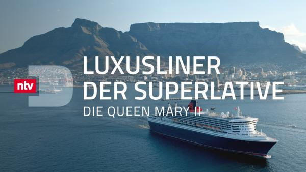 Luxusliner der Superlative - Die Queen Mary II