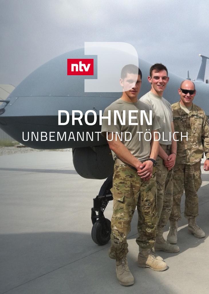 Drohnen - Unbemannt und tödlich