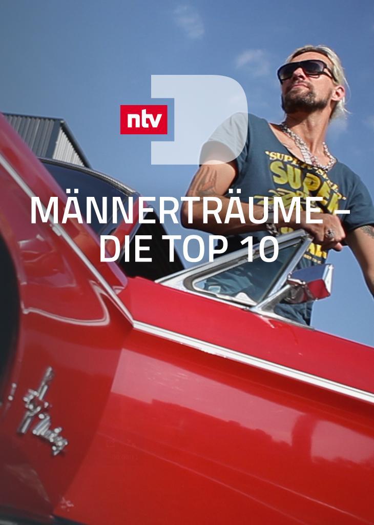 Männerträume - Die TOP 10