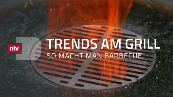 Trends am Grill - So macht man Barbecue