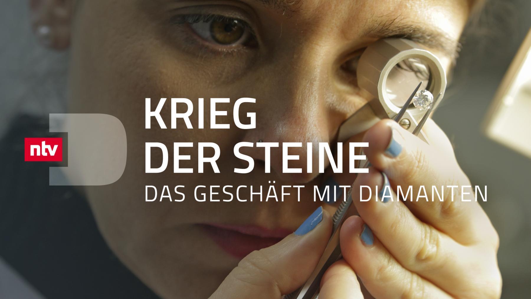 Krieg der Steine - Das Geschäft mit Diamanten