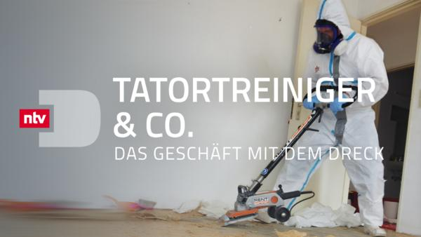 Tatortreiniger & Co. - Das Geschäft mit dem Dreck