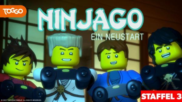 Ninjago - Ein Neustart