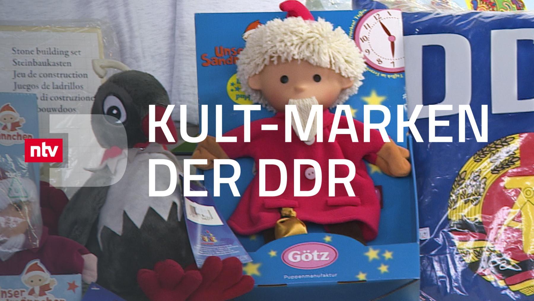 Kult-Marken der DDR