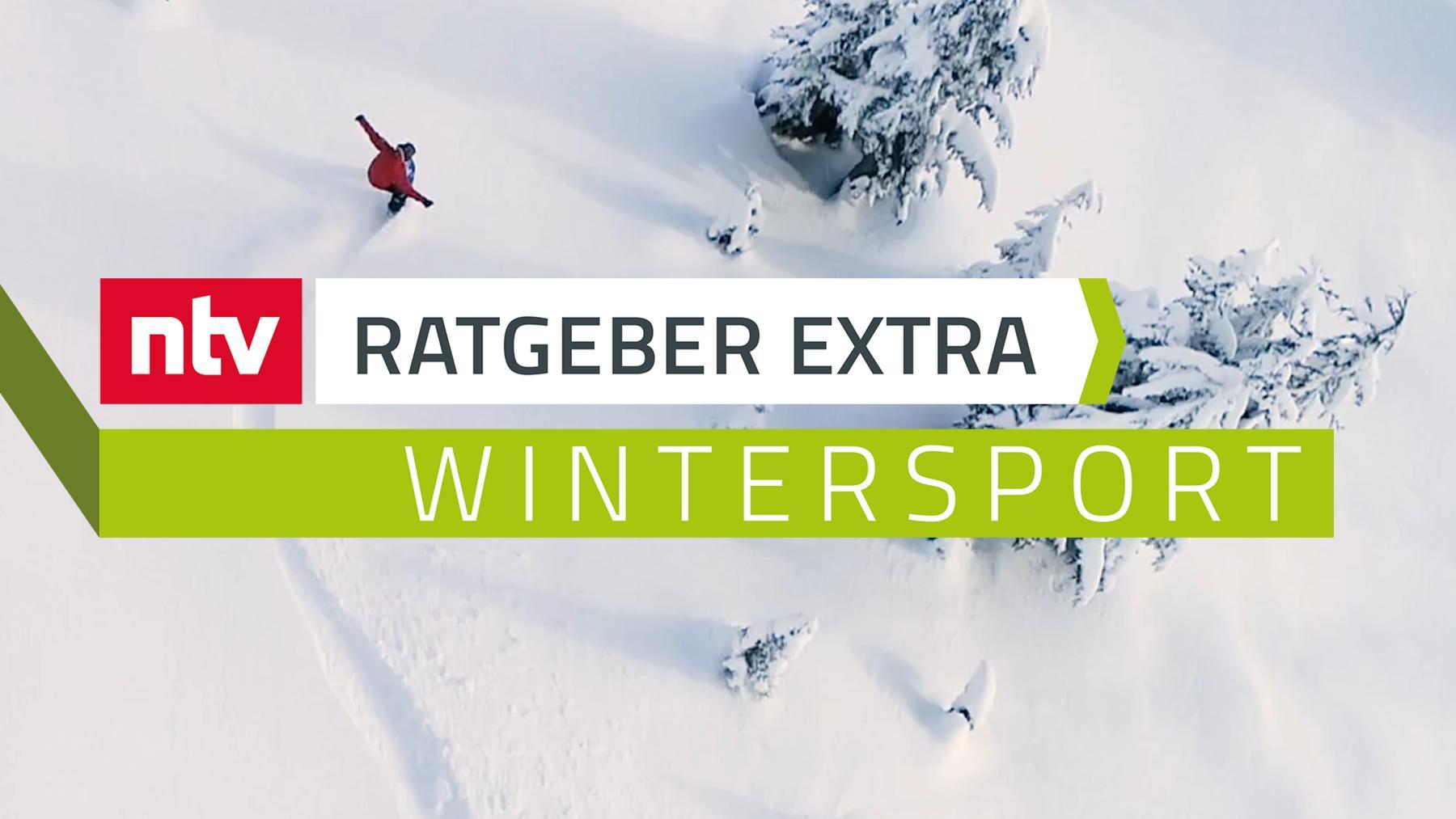 Ratgeber Extra: Wintersport