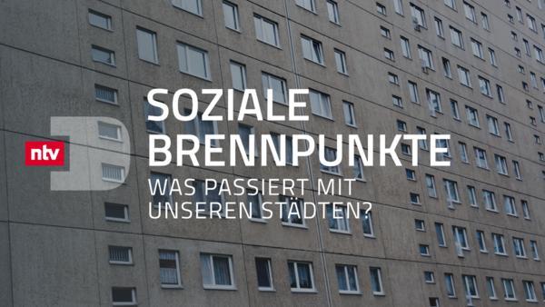 Soziale Brennpunkte -  Was passiert mit unseren Städten?