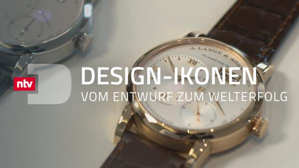 Design-Ikonen - Vom Entwurf zum Welterfolg