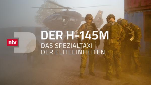 Der H-145M - Das Spezialtaxi der Eliteeinheiten