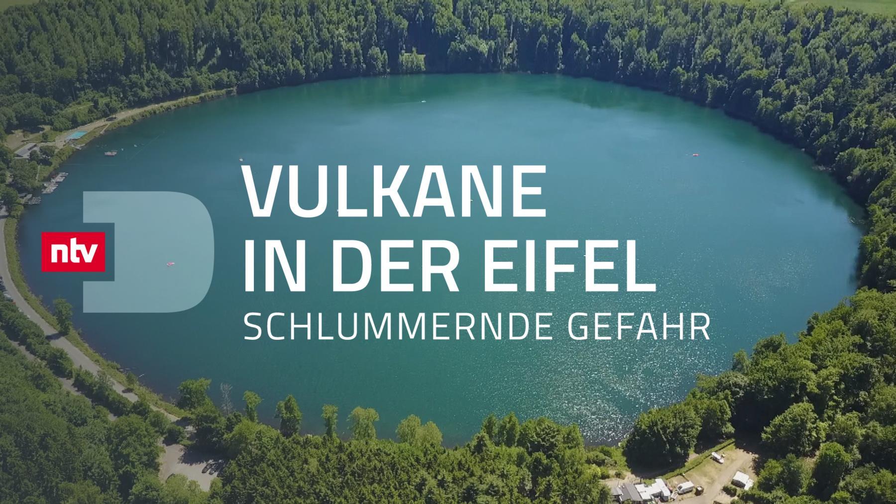 Vulkane in der Eifel - Schlummernde Gefahr