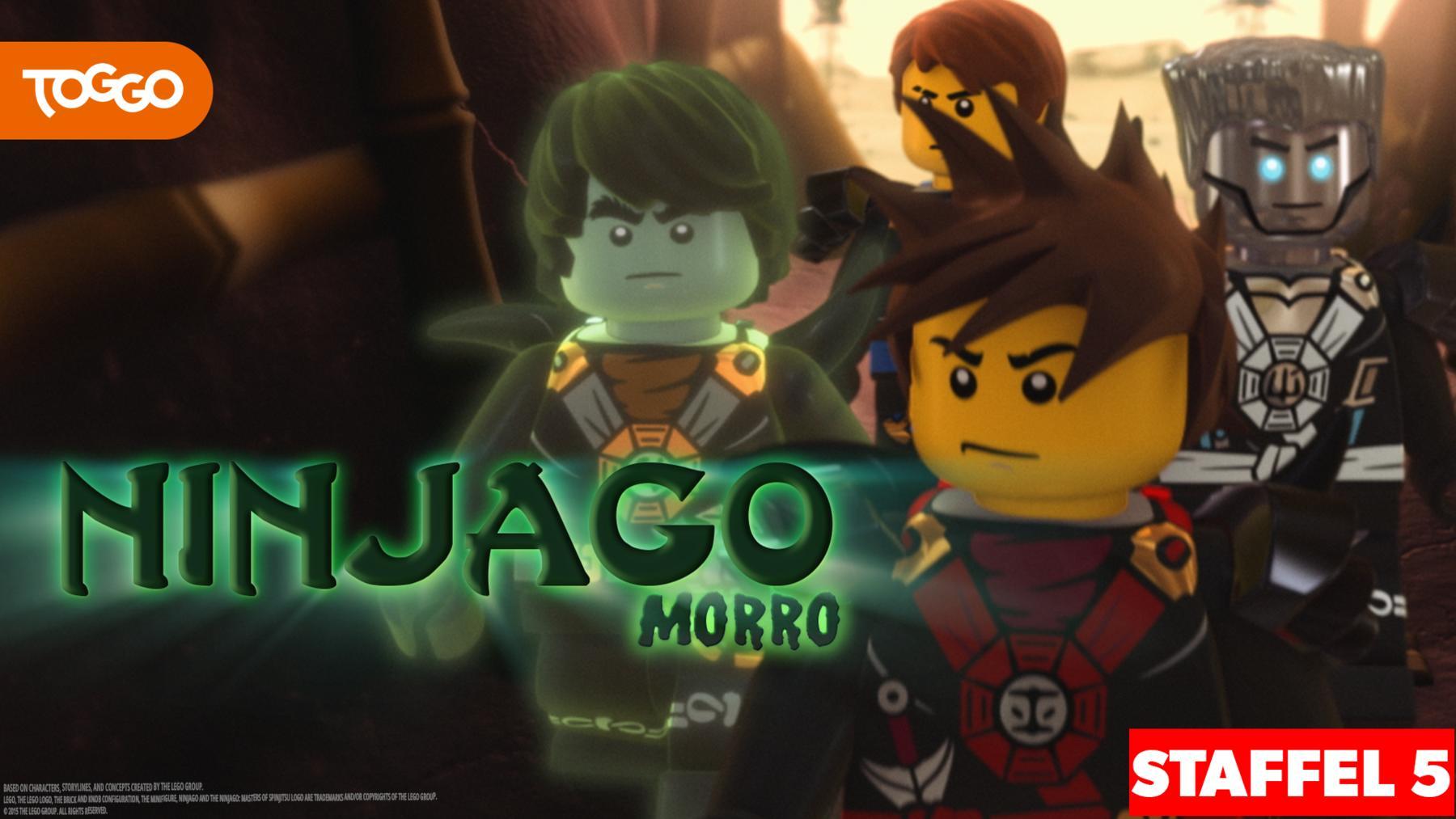 Ninjago - Morro