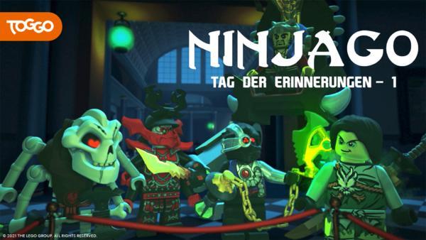 Ninjago - Tag der Erinnerungen Teil 1