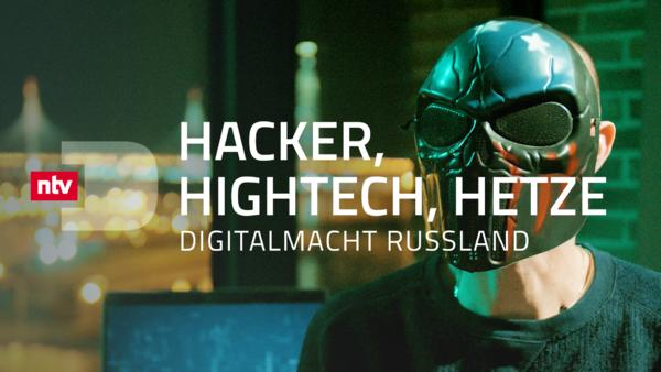Hacker, Hightech, Hetze - Digitalmacht Russland