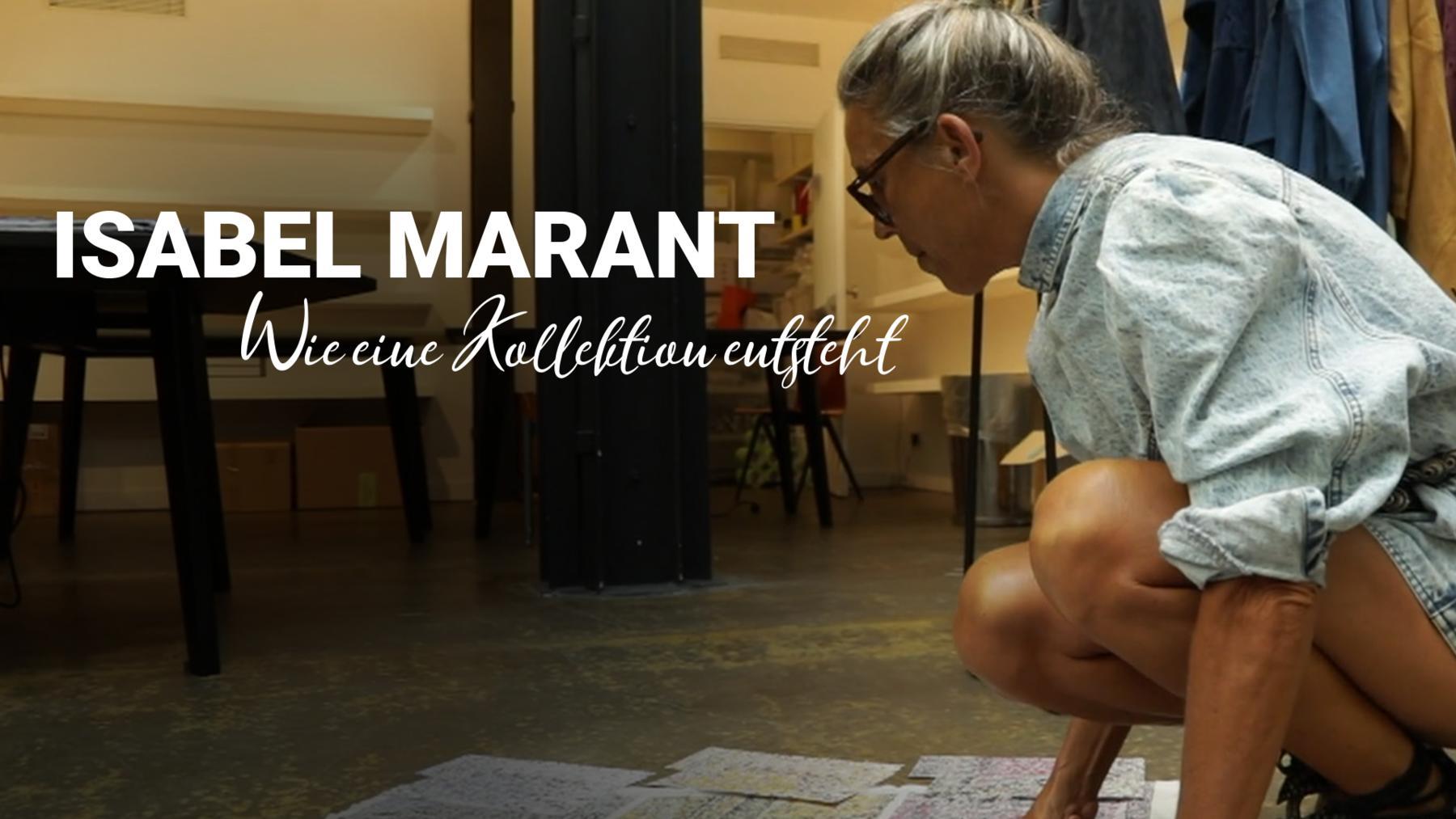 Isabel Marant - Wie eine Kollektion entsteht