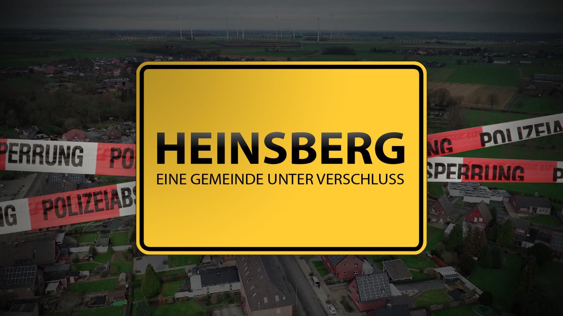 Heinsberg - eine Gemeinde unter Verschluss