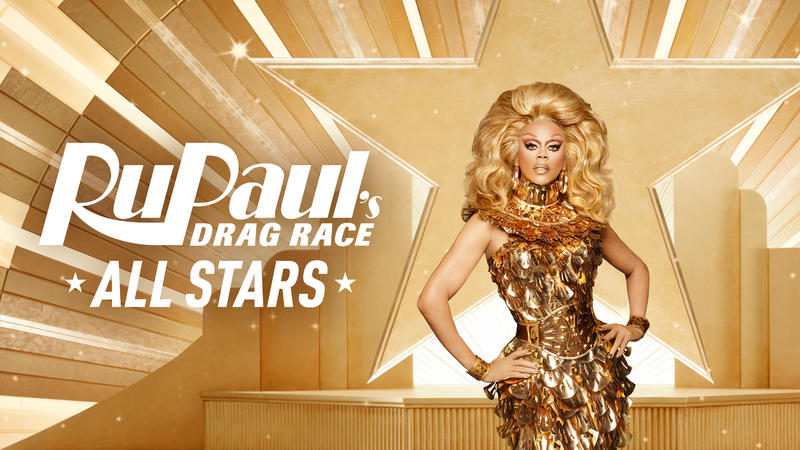 Die Drag-Show-Sensation: RuPaul - Drag Race All Stars