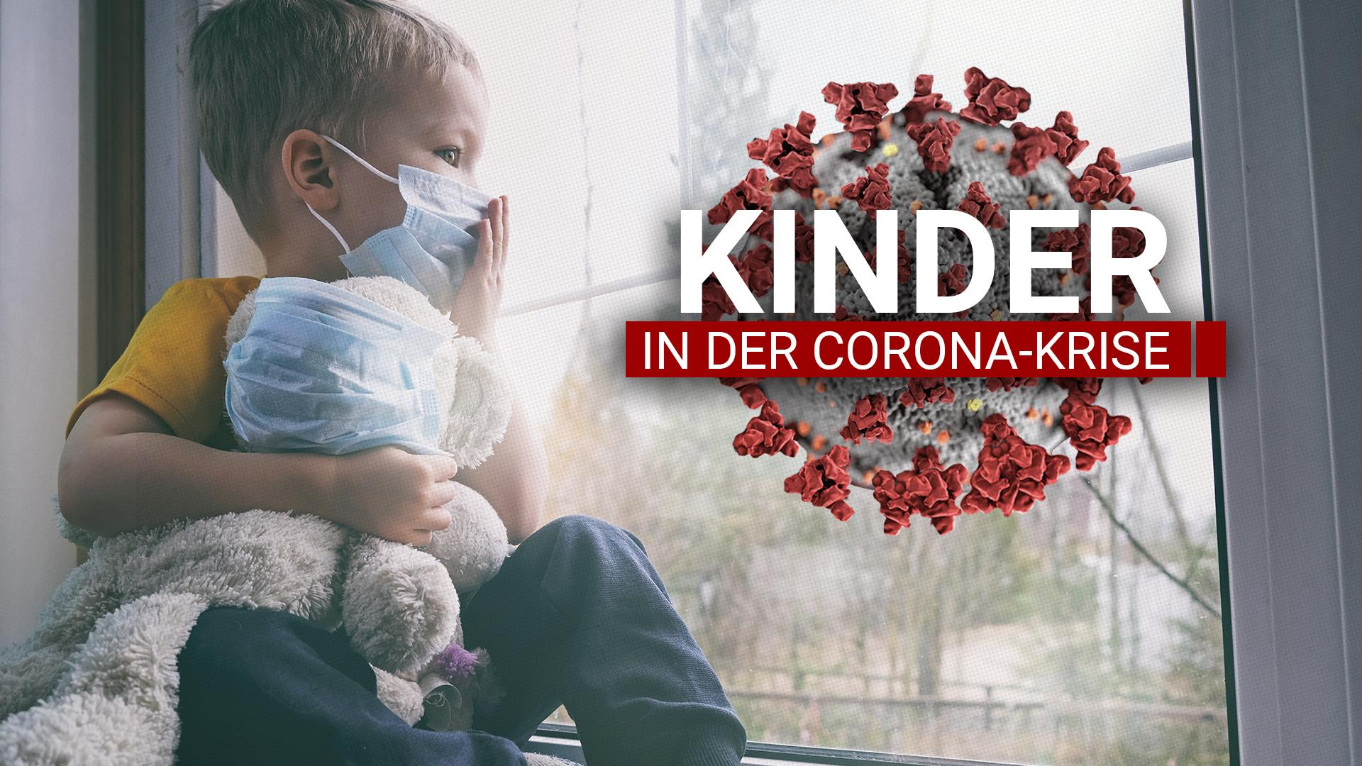 Kinder in der Corona-Krise
