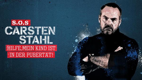 SOS Carsten Stahl - Hilfe mein Kind ist in der Pubertät