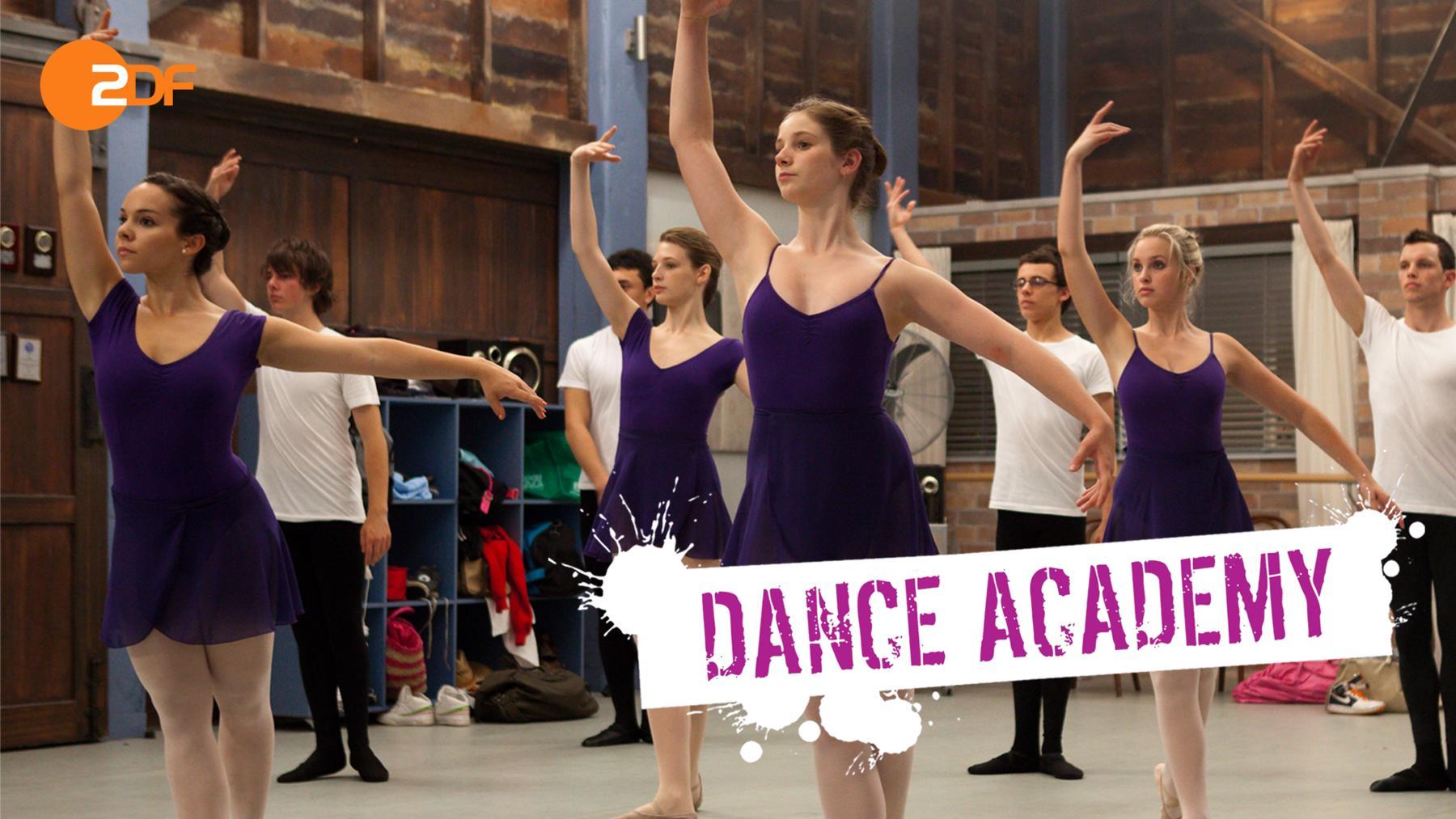 Dance Academy - Tanz Deinen Traum