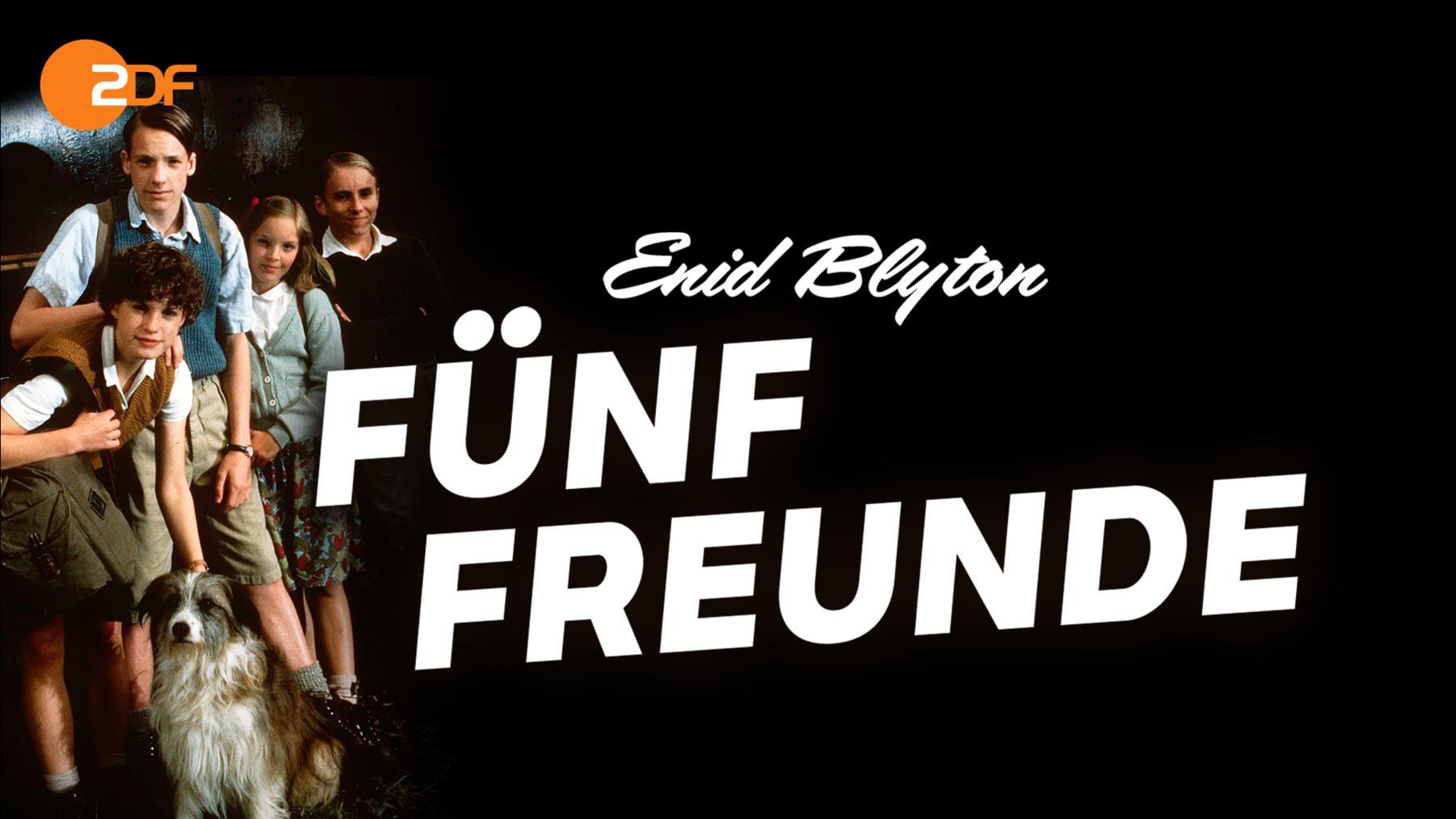 Enid Blyton: Fünf Freunde